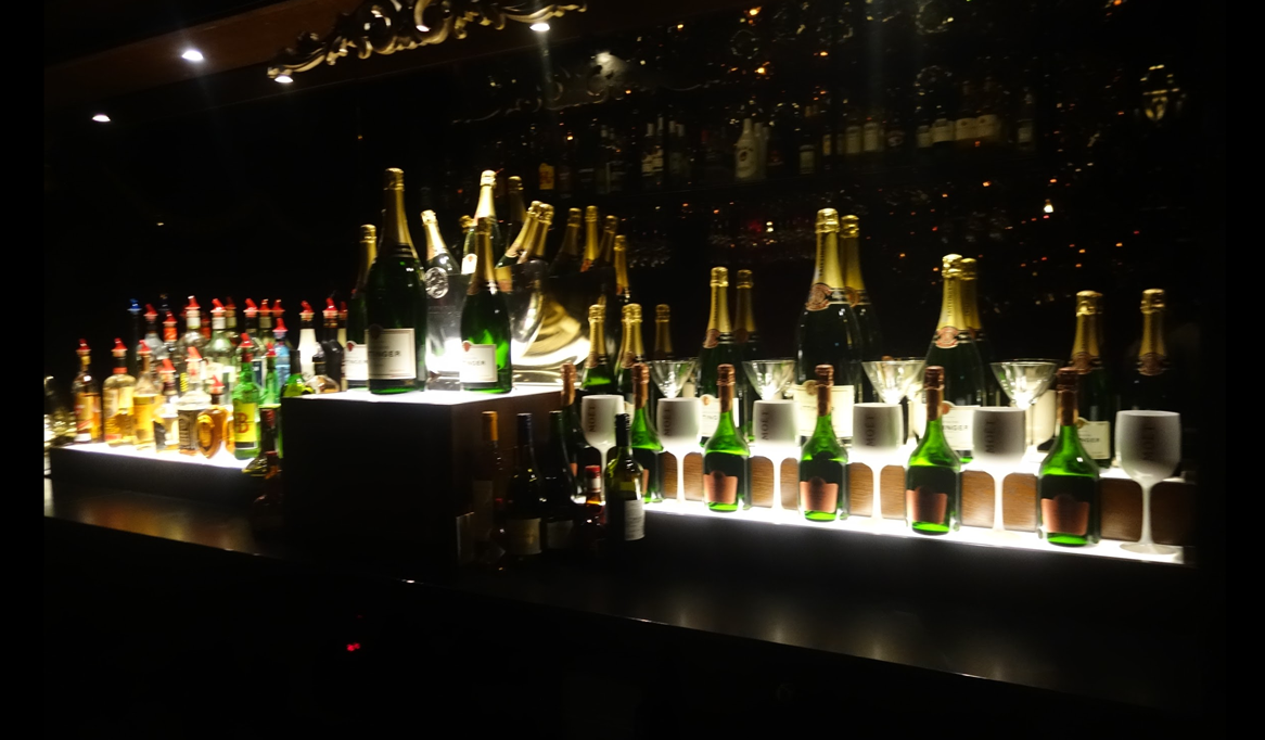 Bar Champagne 2 Mayfair Stripclub & Gentlemans Club Brothel