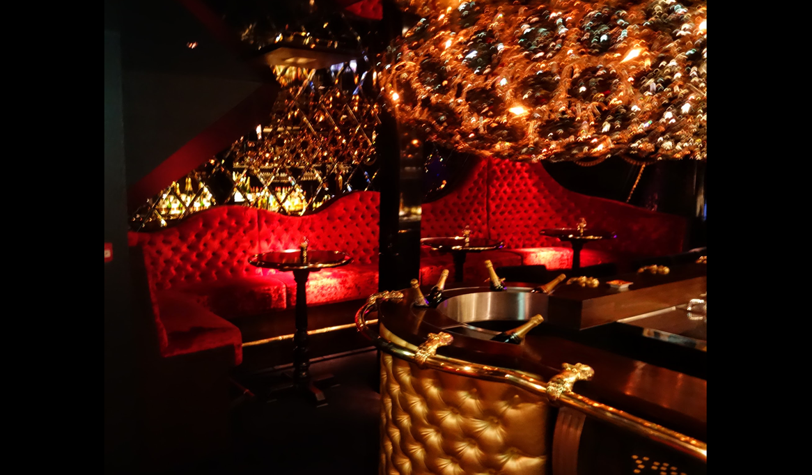 Sitting Area Bar Mayfair Stripclub & Gentlemans Club Brothel