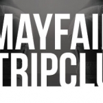 logo mayfair den haag stripclub