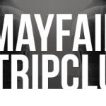logo mayfair den haag stripclub