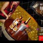 Vip Table Stripclub Mayfair Birthday